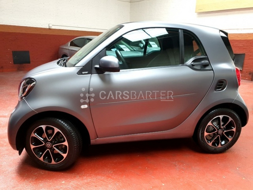 Smart forTwo Coupe 52 Passion 52 kW (71 CV) nullcv 2015 - Madrid. 3.