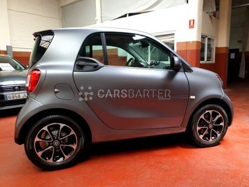 Smart forTwo Coupe 52 Passion 52 kW (71 CV) nullcv 2015 - Madrid. 4.