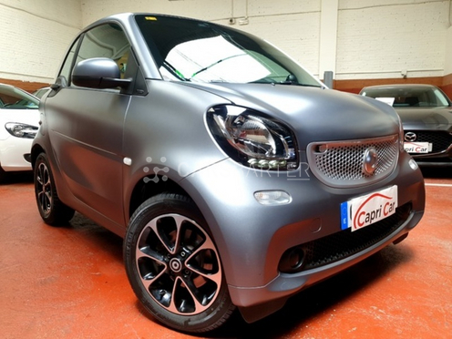 Smart forTwo Coupe 52 Passion 52 kW (71 CV) nullcv 2015 - Madrid. 2.