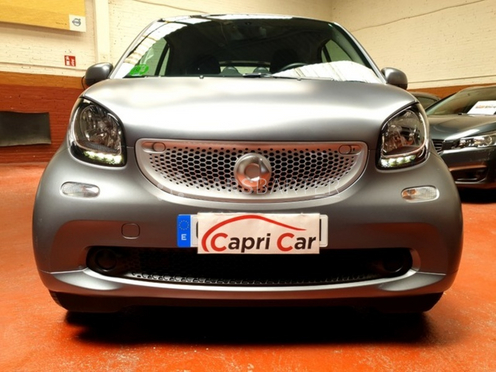 Smart forTwo Coupe 52 Passion 52 kW (71 CV) nullcv 2015 - Madrid. 5.