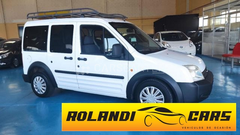 Ford Tourneo Connect Connect Kombi FT210S TDCi 75 CV 90cv 2007 - Baleares. 4.