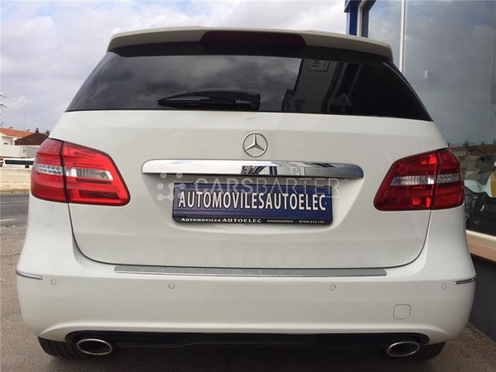 Mercedes-Benz undefined CDI BE Sport 7G-DCT 136cv 2014 - Ciudad Real. 3.