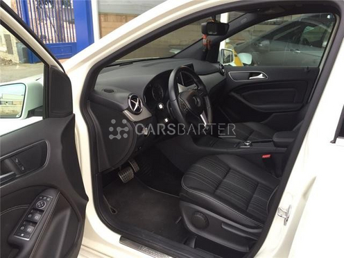 Mercedes-Benz undefined CDI BE Sport 7G-DCT 136cv 2014 - Ciudad Real. 5.