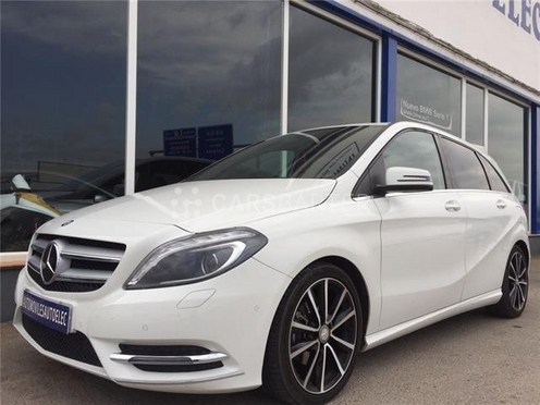 Mercedes-Benz undefined CDI BE Sport 7G-DCT 136cv 2014 - Ciudad Real. 1.