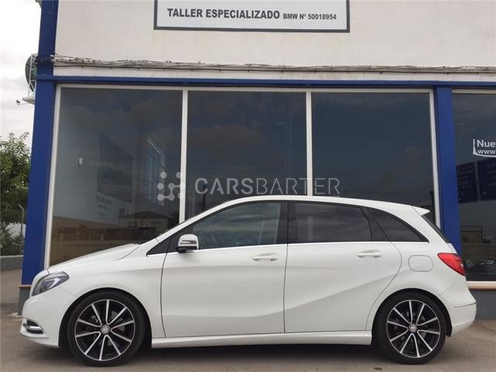 Mercedes-Benz undefined CDI BE Sport 7G-DCT 136cv 2014 - Ciudad Real. 4.