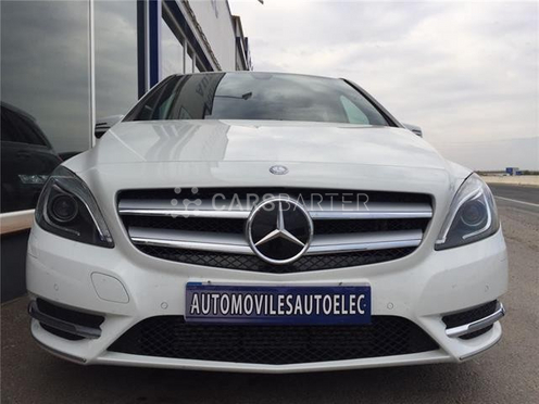 Mercedes-Benz undefined CDI BE Sport 7G-DCT 136cv 2014 - Ciudad Real. 2.