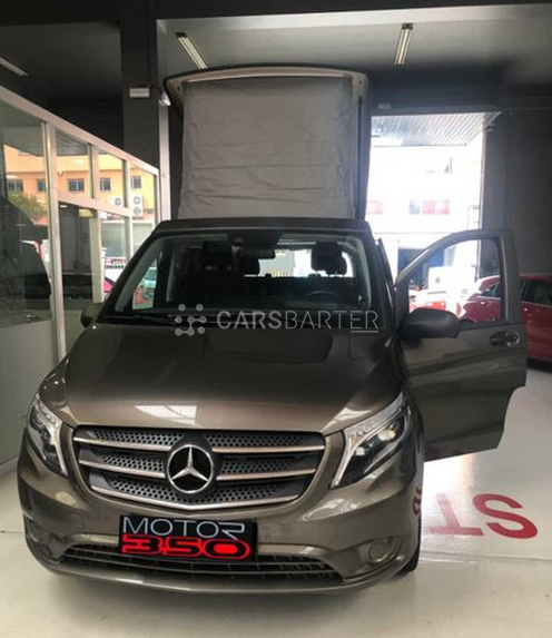 Mercedes-Benz 250 MARCO POLO 250 d 7GTRONIC 4 MATIC ACTIVITY nullcv 2017 - Madrid. 1.