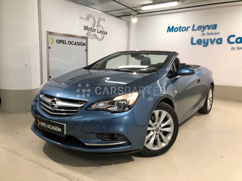 Opel undefined VO   EXCELLENCE 1.4T S&S 140CV 140cv 2017 - Madrid. 6.