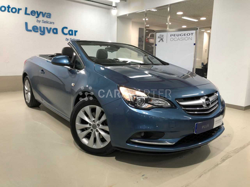 Opel undefined VO   EXCELLENCE 1.4T S&S 140CV 140cv 2017 - Madrid. 5.