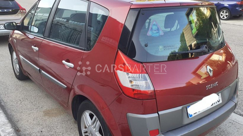 Renault Scenic Scénic II 1.9DCI Confort Expression 120cv 2005 - Madrid. 3.