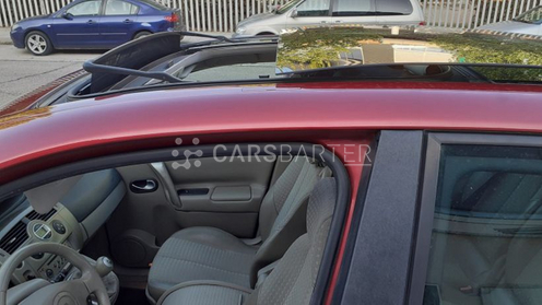 Renault Scenic Scénic II 1.9DCI Confort Expression 120cv 2005 - Madrid. 5.