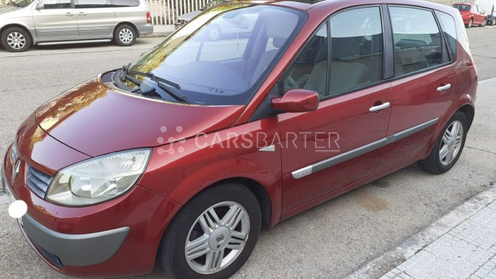 Renault Scenic Scénic II 1.9DCI Confort Expression 120cv 2005 - Madrid. 2.