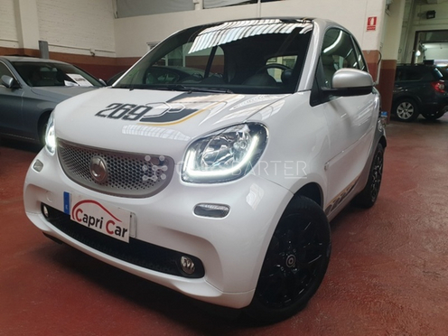 Smart forTwo Coupe 66 Passion 66 kW (90 CV) nullcv 2016 - Madrid. 2.