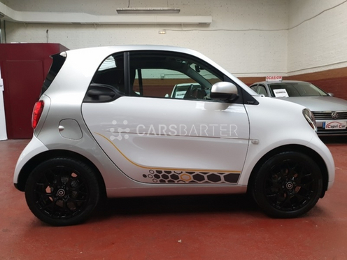 Smart forTwo Coupe 66 Passion 66 kW (90 CV) nullcv 2016 - Madrid. 5.