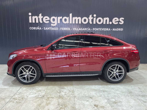 Mercedes-Benz GLE 350 350d 4Matic Coupe AMG-LINE nullcv 2016 - Coruña. 3.