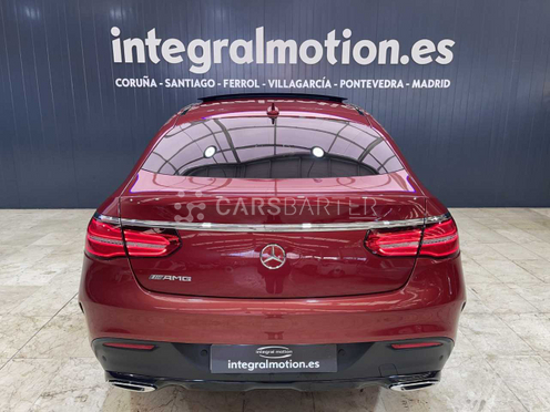 Mercedes-Benz GLE 350 350d 4Matic Coupe AMG-LINE nullcv 2016 - Coruña. 4.
