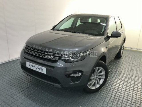 Land Rover Discovery Sport 2.0D I4-L 110KW 4WD SE 150 5P 150cv 2020 - Madrid. 1.