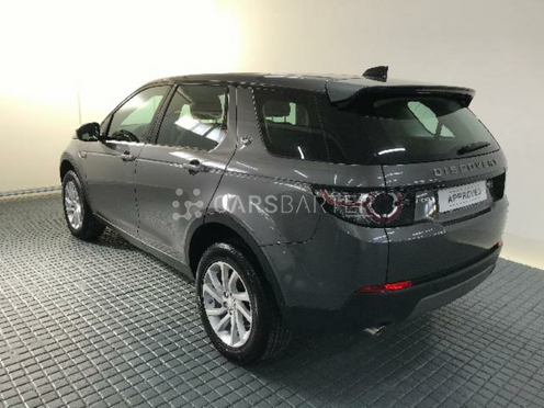 Land Rover Discovery Sport 2.0D I4-L 110KW 4WD SE 150 5P 150cv 2020 - Madrid. 2.