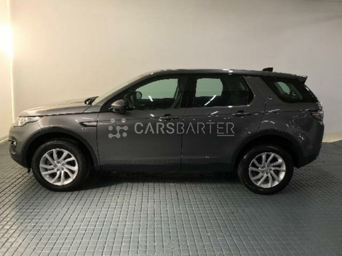Land Rover Discovery Sport 2.0D I4-L 110KW 4WD SE 150 5P 150cv 2020 - Madrid. 6.