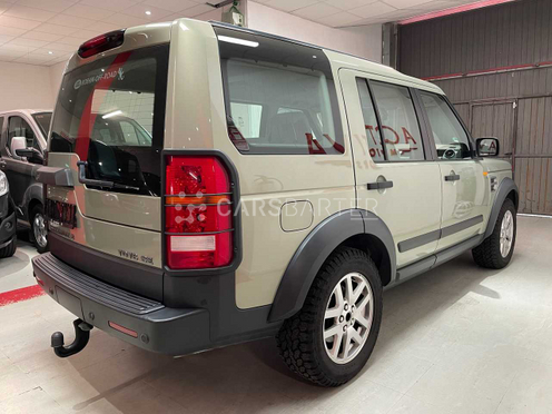 Land Rover Discovery DISCOVERY 3 SE nullcv 2007 - Madrid. 6.