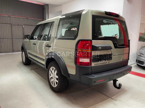 Land Rover Discovery DISCOVERY 3 SE nullcv 2007 - Madrid. 5.