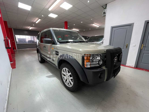 Land Rover Discovery DISCOVERY 3 SE nullcv 2007 - Madrid. 2.