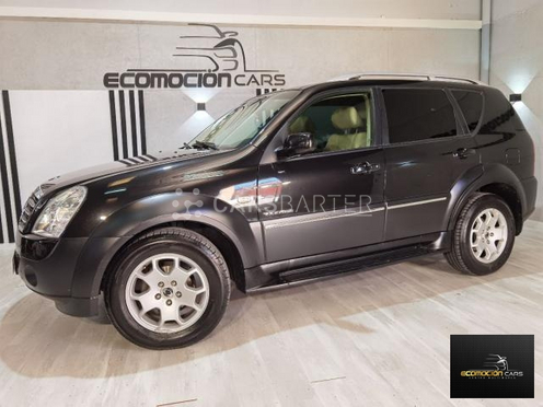 SsangYong undefined 2.7 XVT A/T Executive 186cv 2007 - Albacete. 3.