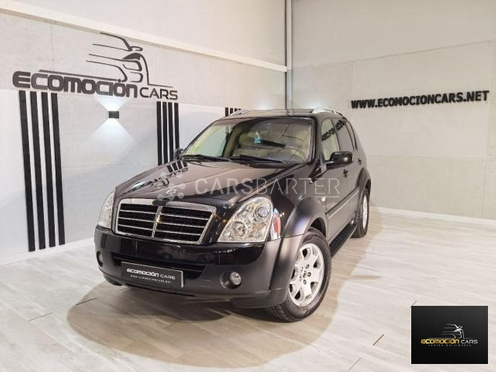 SsangYong undefined 2.7 XVT A/T Executive 186cv 2007 - Albacete. 1.