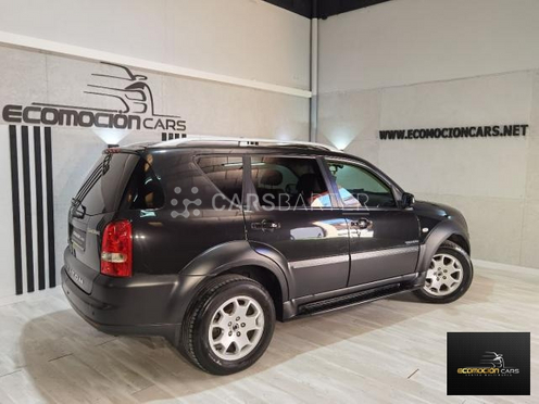 SsangYong undefined 2.7 XVT A/T Executive 186cv 2007 - Albacete. 5.