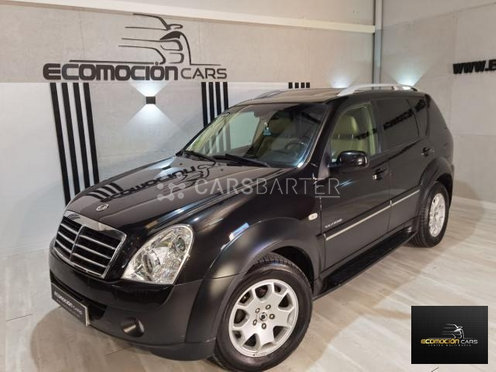 SsangYong undefined 2.7 XVT A/T Executive 186cv 2007 - Albacete. 2.