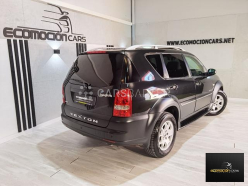 SsangYong undefined 2.7 XVT A/T Executive 186cv 2007 - Albacete. 4.