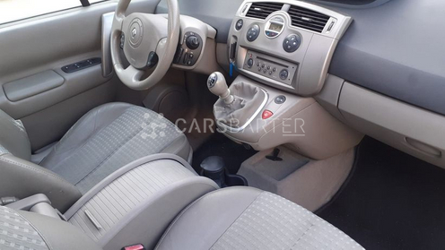 Renault Scenic Scénic II 1.9DCI Luxe Privilege 120cv 2005 - Madrid. 5.