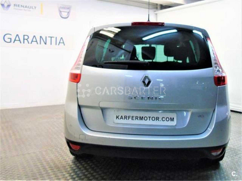 Renault Grand Scenic dCi Limited Energy eco2 96 kW (130 CV) 130cv 2016 - Madrid. 5.