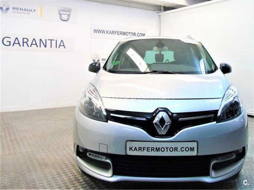 Renault Grand Scenic dCi Limited Energy eco2 96 kW (130 CV) 130cv 2016 - Madrid. 2.