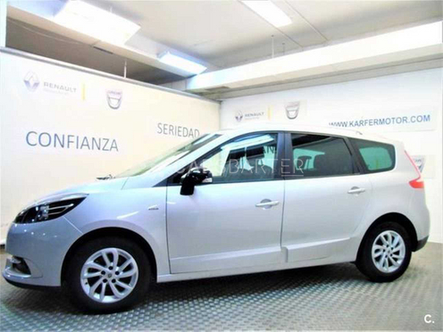 Renault Grand Scenic dCi Limited Energy eco2 96 kW (130 CV) 130cv 2016 - Madrid. 3.