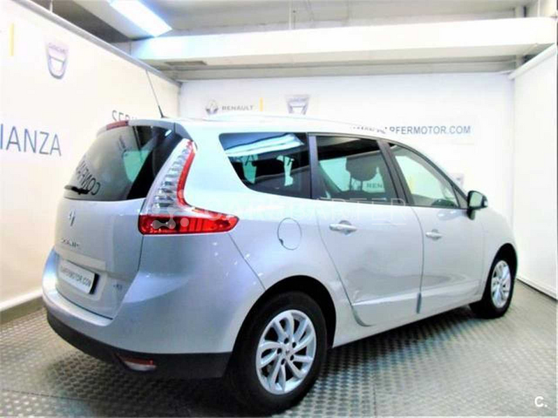 Renault Grand Scenic dCi Limited Energy eco2 96 kW (130 CV) 130cv 2016 - Madrid. 4