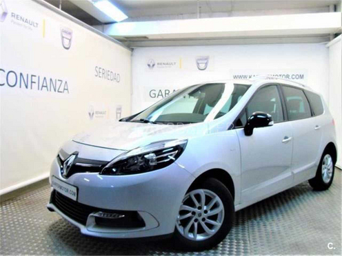 Renault Grand Scenic dCi Limited Energy eco2 96 kW (130 CV) 130cv 2016 - Madrid. 1.